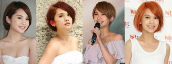 kiểu tóc lob, mỹ nhân châu Á, mỹ nhân châu Á và kiểu tóc lob, sao nữ Hoa ngữ, sao nữ Hàn,tóc đẹp