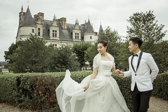 MC Mai Ngọc,Mai Ngọc lấy chồng,chồng Mai Ngọc,MC thời tiết Mai Ngọc,sao Việt