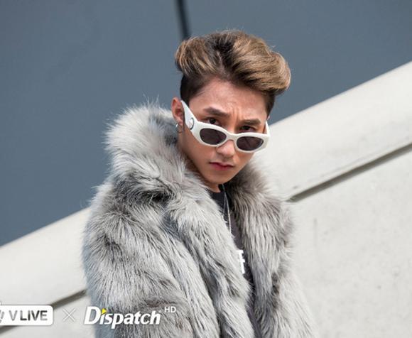 Sơn Tùng M-TP, ca sĩ Sơn Tùng M-TP, Seoul Fashion Week