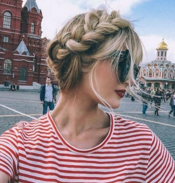 20 kiểu tóc đẹp đi biển, 20 kiểu tóc đẹp, kiểu tóc đẹp dành riêng đi biển, tóc đẹp