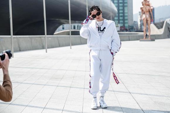 Sơn Tùng M-TP, ca sĩ Sơn Tùng M-TP, thời trang Sơn Tùng M-TP, Seoul Fashion Week