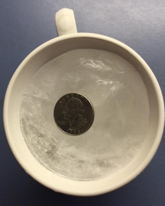 Lý do vì sao bạn nên cho đồng xu vào tủ lạnh khi vắng nhà vài ngày