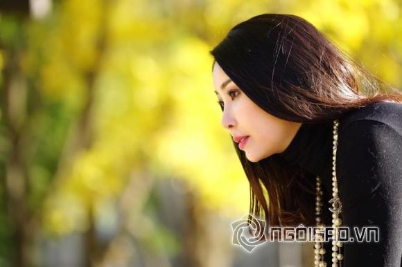 Ngoài 40 tuổi, Hoa hậu Hà Kiều Anh vẫn đẹp xuất sắc