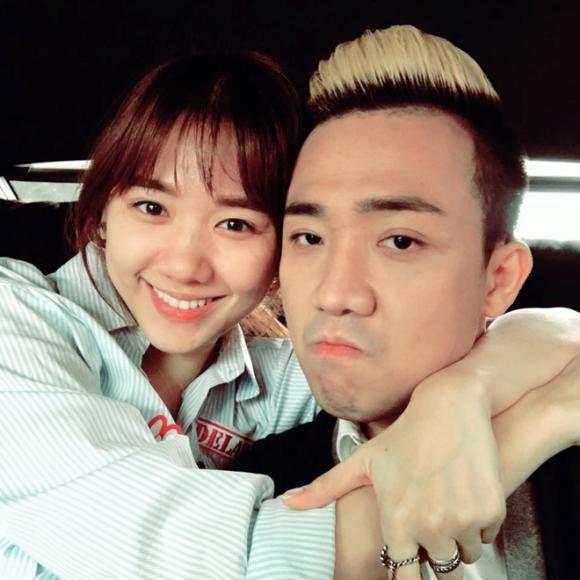 Bất ngờ clip: Trấn Thành thông báo 'mình đã có em bé'
