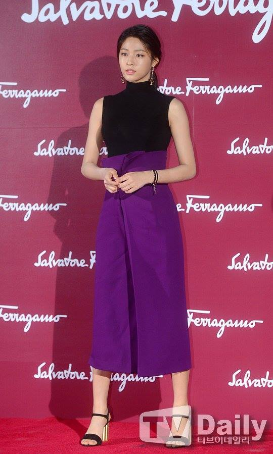 Seolhyun AOA,Seolhyun,diễn viên Yoon Eun Hye,Yoon Eun Hye thời trang,thoi trang Lee Min Jung, sao Hàn,sao Kpop