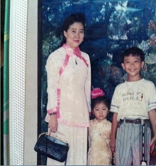 Hari Won, ca sĩ Hari Won, Trấn Thành, mẹ Trấn Thành, sao việt