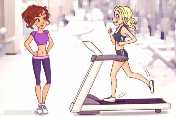 phòng tập gym, tập gym, điều tránh làm ở phòng gym, chăm sóc sức khỏe, rèn luyện sức khỏe