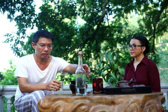 'Sống chung với mẹ chồng', phim 'Sống chung với mẹ chồng', NSND Lan Hương vai mẹ ruột Minh Vân, sao Việt
