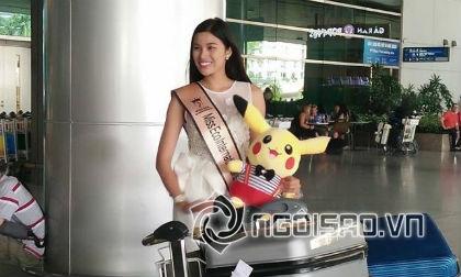 Nguyễn Thị Thành, Á hậu 3 của Nguyễn Thị Thành, Miss Eco International 2017, sao việt