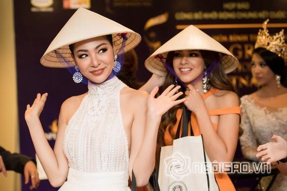 Nhà thiết kế đức hùng,thời trang đức hùng,hoa hậu hòa bình thế giới 2017