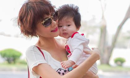 Dương Yến Ngọc, con Dương Yến Ngọc, người mẫu Dương Yến Ngọc, sao Việt