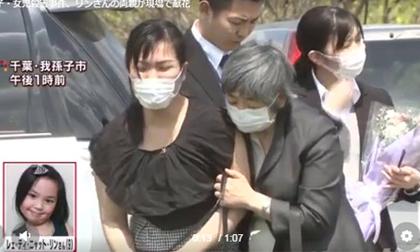 Bé gái bị sát hại, Bé gái người việt bị sát hại tại Nhật, thơ mẹ bé Nhật Linh gửi cho con gái