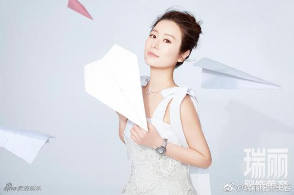 diễn viên Lâm Tâm Như,nữ diễn viên lâm tâm như,Lâm Tâm Như thời trang,Lâm Tâm Như dịu dàng, sao Hoa ngữ