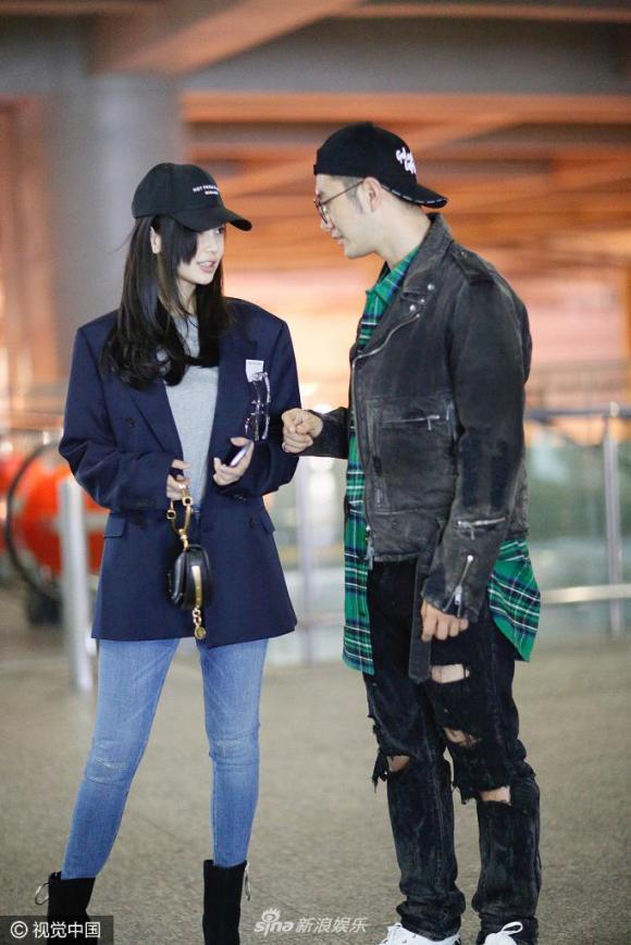 vợ chồng Huỳnh Hiểu Minh làm từ thiện,vợ chồng Angela Baby và Huỳnh Hiểu Minh,tình cảm vợ chồng Angela Baby, sao Hoa ngữ