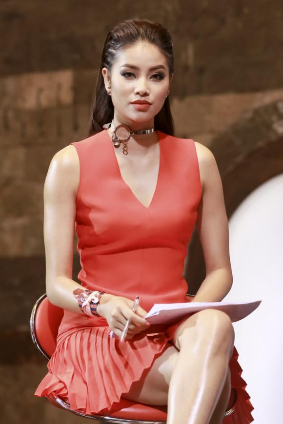Phạm Hương, Hoa hậu Hoàn vũ Phạm Hương, Phạm Hương The Face, sao việt