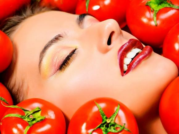 cà chua, mặt nạ, mặt nạ cà chua, mặt nạ cà chua cho từng loại da, tổng hợp các loại mặt nạ cà chua