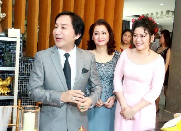 NSƯT Kim Tử Long, NSƯT Kim Tử Long và con gái, con gái đầu của NSƯT Kim Tử Long, sao Việt, mai ka
