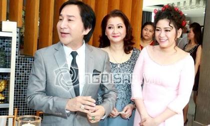 sao Việt,Kim Tử Long,NSƯT Kim Tử Long,đám cưới con gái Kim Tử Long,Mai Ka,Trinh Trinh