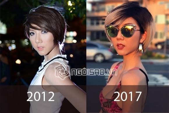 Ngọc Quyên, người mẫu Ngọc Quyên, Ngọc Quyên tóc ngắn, tóc đẹp