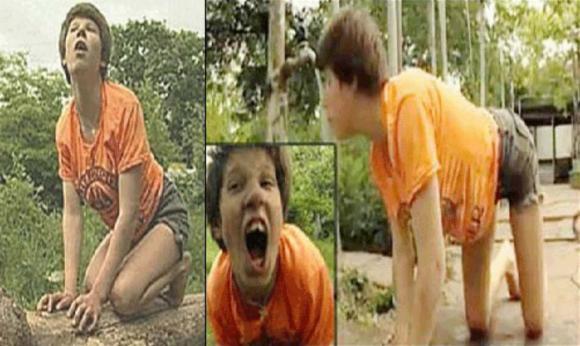 đứa trẻ rừng xanh, đứa trẻ được thú hoang nuôi dưỡng, Mowgli