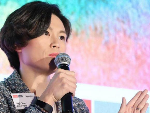 Cecil Chao, Gigi Chao, con gái đồng tính, kén rể, cưới con gái đồng tính