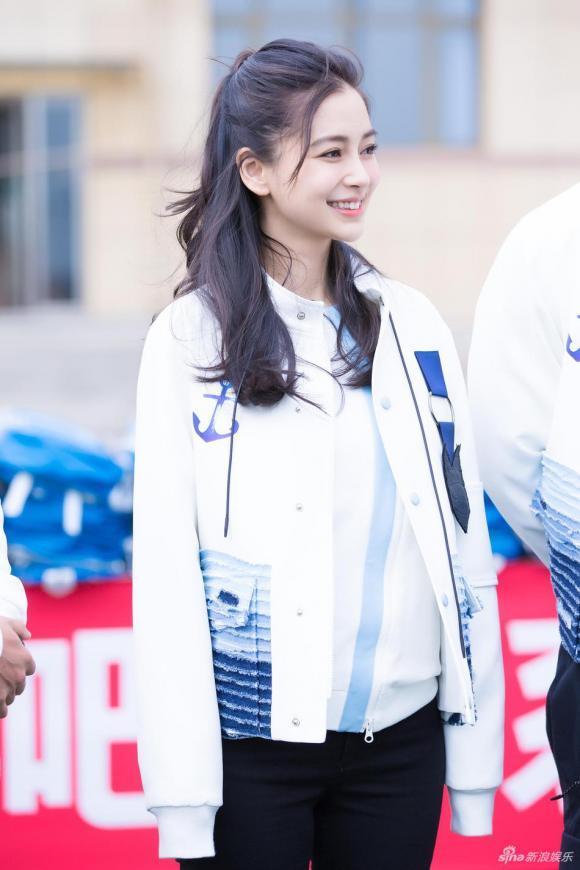 Angela Baby, diễn viên Angela Baby, Huỳnh Hiểu Minh, sao Hoa ngữ