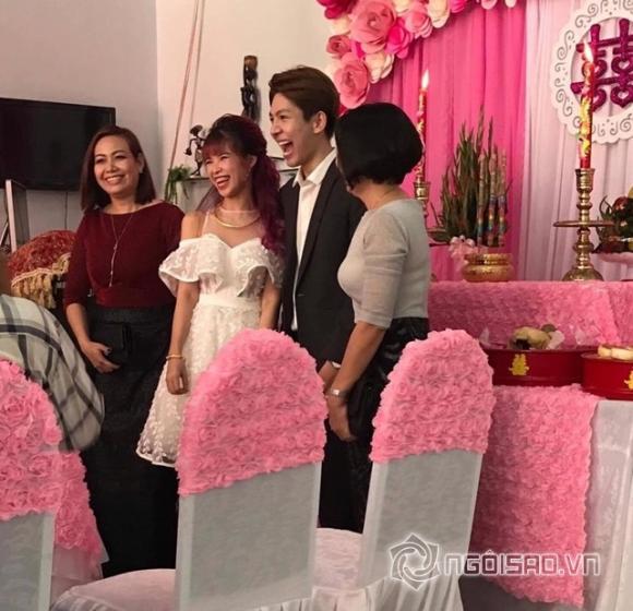 Khởi My, Khởi My Kelvin Khánh, Kelvin Khánh, Khởi My Kelvin Khánh đám cưới, sao Việt