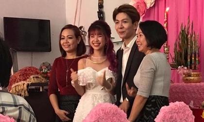 ca sĩ Kevin Khánh, mẹ Khởi My, sao Việt