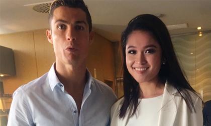 Cristiano Ronaldo,Tình mới của Cristiano Ronaldo,danh thủ Cristiano Ronaldo, người phụ nữ sinh con cho Cristiano Ronaldo