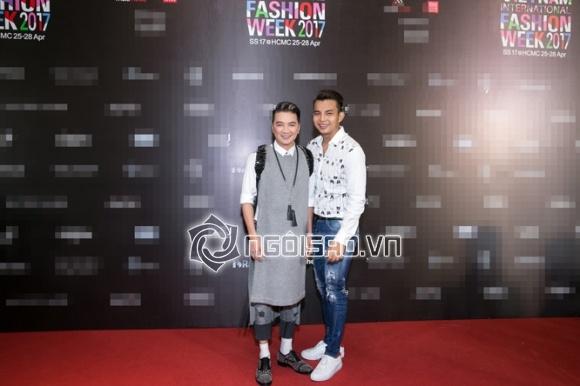 hồ ngọc hà, phạm hương,  'Tuần lễ thời trang quốc tế Việt Nam', Fashion Week mùa Xuân/Hè 2017