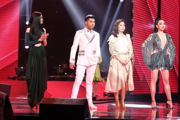 tin tức nhạc,sao Việt,Giọng hát Việt 2017,Thu Minh,Noo Phước Thịnh