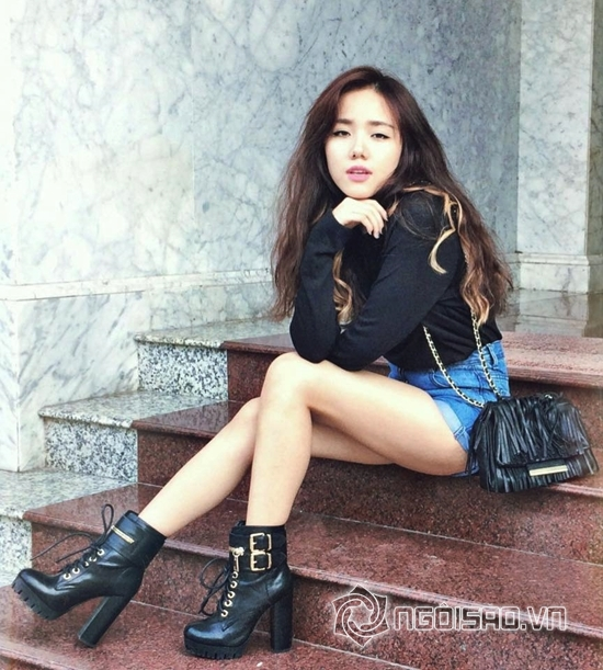 hot girl, hot girl cao 1m5, Fung La, Phương Ly, Kaity Nguyễn, Hoàng Yến Chibi