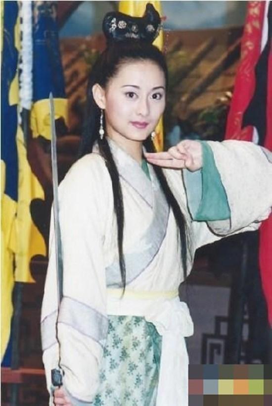 sao Hoa ngữ,nữ thần đẹp nhất phim Quỳnh Dao,Trần Đức Dung,mỹ nhân phim Quỳnh Dao,Quỳnh nữ lang