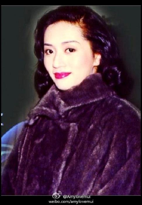 sao Hoa ngữ,Thiên hậu nổi tiếng nhất Hồng Kông,Mai Diễm Phương,nữ diễn viên Mai Diễm Phương,Trương Quốc Vinh,Lưu Đức Hoa,Thành Long