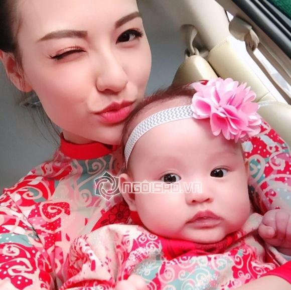 Hồng Quế, con gái Hồng Quế, thực đơn ăn dặm, người mẫu Hồng Quế