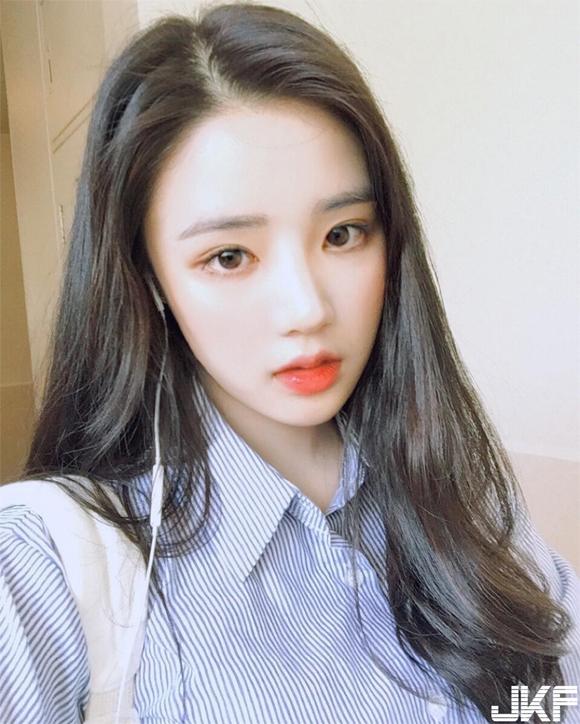 cô nàng Hàn Quốc, Han Jeong Joo, ulzzang Hàn Quốc