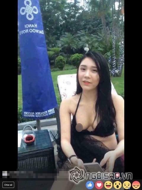 Thanh Bi, bạn gái Quang Lê, người phán xử
