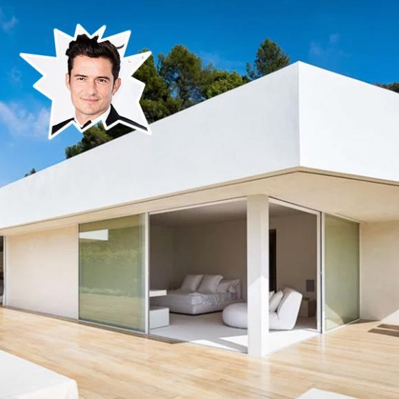 nam diễn viên Orlando Bloom,Orlando Bloom hẹn hò, ,tòa biệt thự, sao Hollywood
