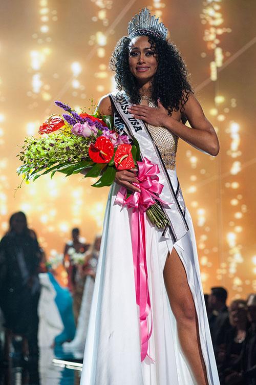 sao hollywood, hoa hậu mỹ, hoa hậu mỹ 2017, hoa hậu mỹ là nhà khoa học, chân dung hoa hậu mỹ 2017