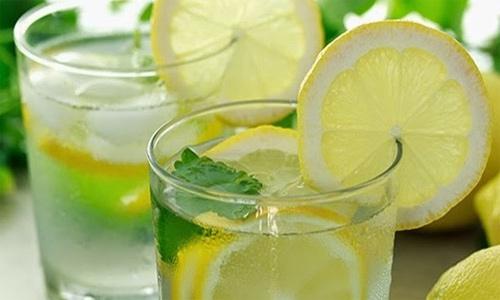độc tố, giải độc tố, nước uống thanh lọc, dưa hấu, chanh, trà xanh, dứa, xoài,