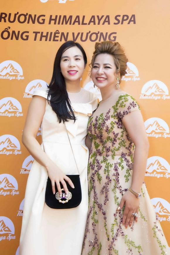 Nữ doanh nhân giảm 24kg, Doanh nhân Phạm Ngọc Phượng, Himalaya Spa