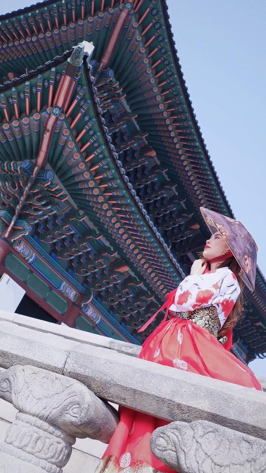 Minh Hằng, ca sĩ Minh Hằng, Minh Hằng ở Hàn Quốc