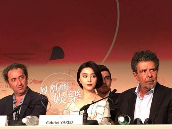 toàn cảnh phim,sao Hoa ngữ,Phạm Băng Băng,LHP Cannes 2017
