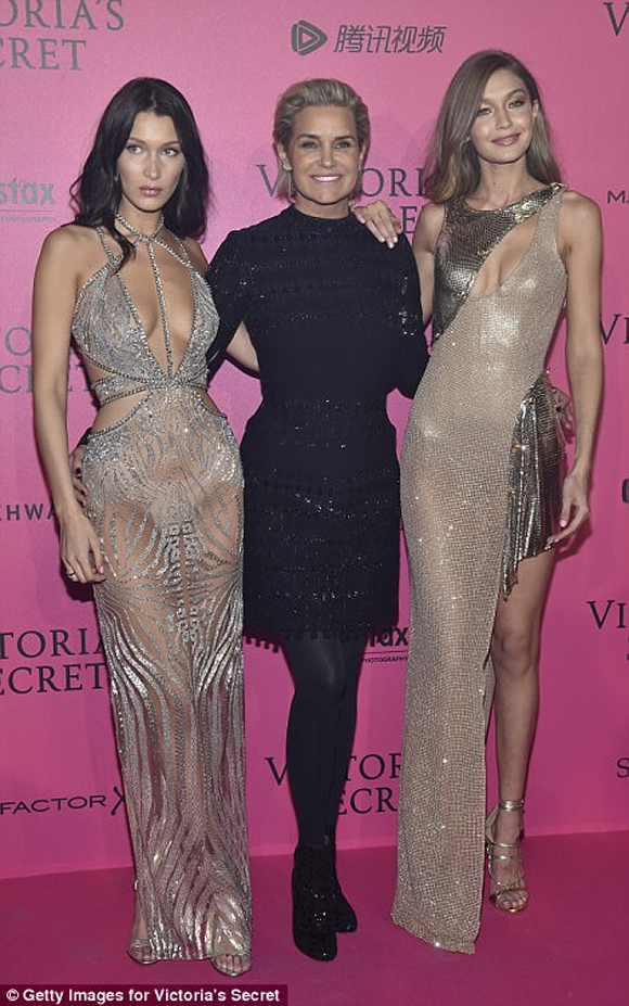 mẹ ruột hai chân dài Gigi và Bella Hadid, Yolanda Hadid, biệt thự sao