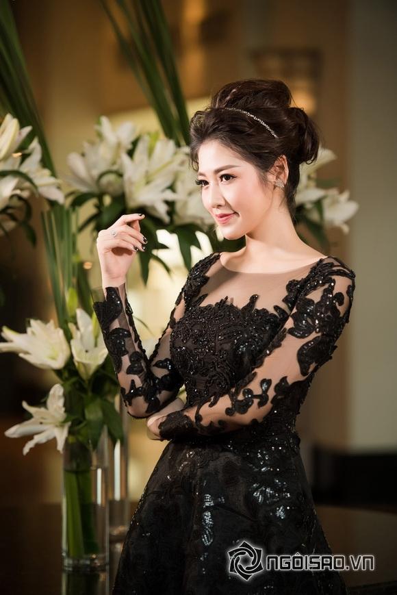 Hoa hậu ngọc hân,á hậu tú anh,ngọc hân tú anh xinh hơn hoa