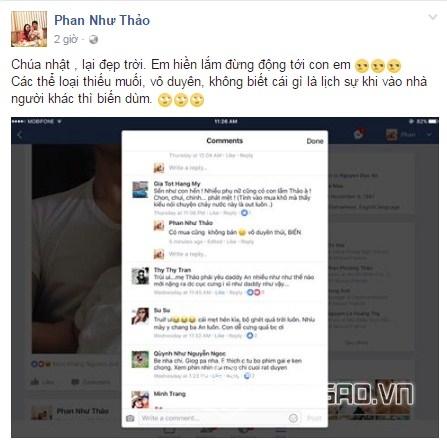 Phan Như Thảo, diễn viên Phan Như Thảo, người mẫu Phan Như Thảo, con gái Phan Như Thảo