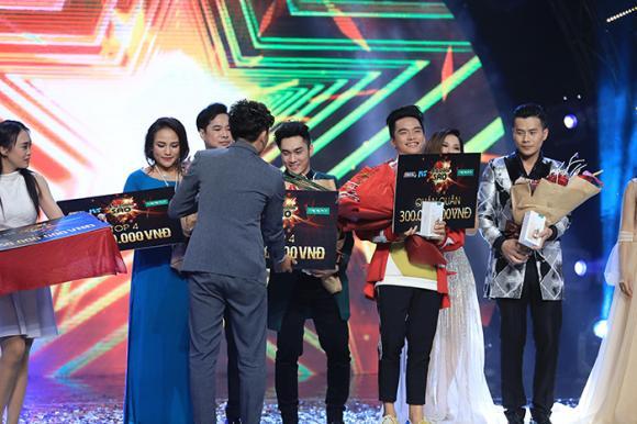 minh tuyết, chương trình ai sẽ thành sao,  Nguyễn Châu Khang