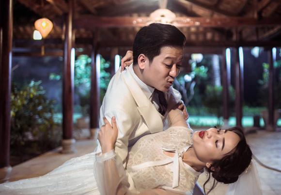 Giữa tin đồn đám cưới với Trường Giang vào 25/5, Nhã Phương chính thức lên tiếng