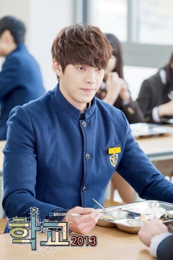 Kim Woo Bin, diễn viên Kim Woo Bin, Kim Woo Bin ung thư vòm họng, sao Hàn