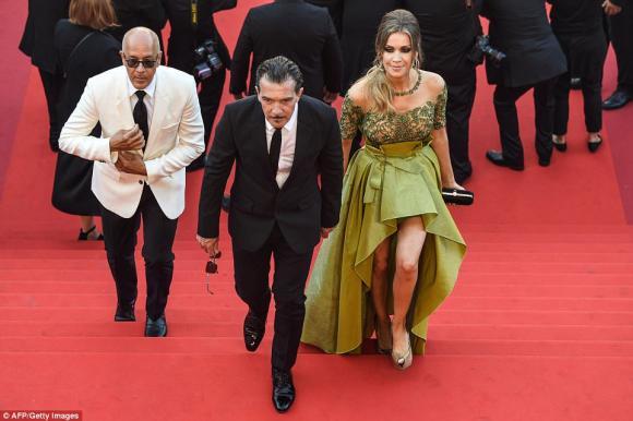 diễn viên Phạm Băng Băng,nữ diễn viên thư kỳ,thảm đỏ LHP Cannes, LHP Cannes lần thứ 70